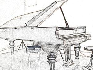 Steinway-Piano